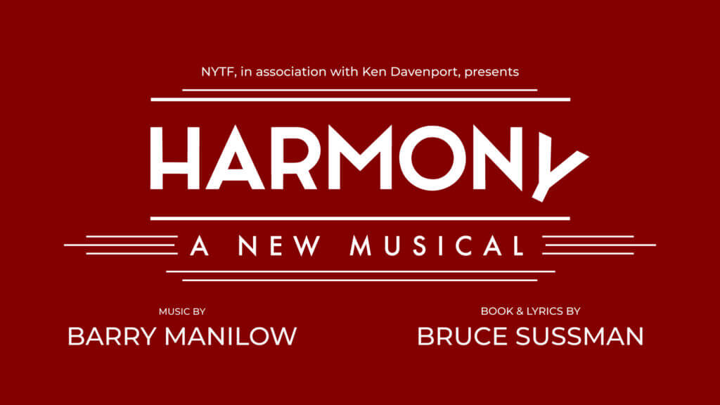 Harmony - A New Musical